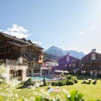 Post Alpina - Family Mountain Chalets ****S