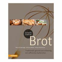 Ob Vinschger Paarln, mediterrane Brote oder Kamut-Korn Brötchen; Südtirol inspiriert zum Backen - traditionell, vollwertig und gesund
