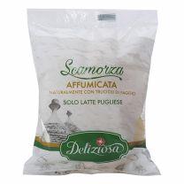 Scamorza affumicata - geräucherter Scamorza aus Apulien