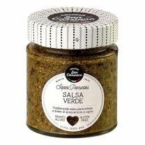 """Traditionelle Piemonteser """"salsa verde"""" mit Petersilie & Sardellen"""
