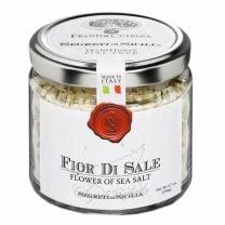 Wir lieben es ❣ Baguette getunkt in Olivenöl und Fior di sale