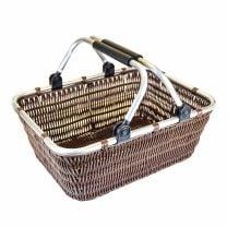 Ein Korb der mind. 2x dient! Als Geschenkskorb und für den Einkauf, vielseitig verwendbar!