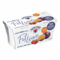 Leicht und bekömmlich, die neuen Fitline-Joghurt des Milchhof Sterzing