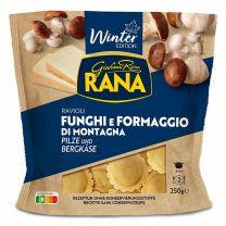 Winterfeeling kommt auf den Tisch mit Pilze-Bergkäse Pasta von Giovanni Rana