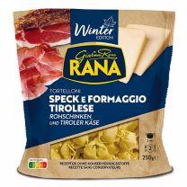 Winterfeeling kommt auf den Tisch mit Speck-Käse Pasta von Giovanni Rana