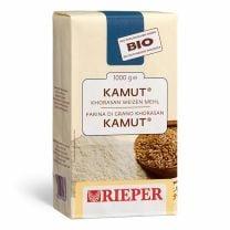 Bei leichter Glutenunverträglichkeit ist es besser geeignet als klassisches Weizenmehl.