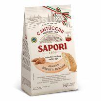 """Cantuccini eignen sich hervorragend für sich allein oder in Begleitung mit """"Vin Santo""""."""