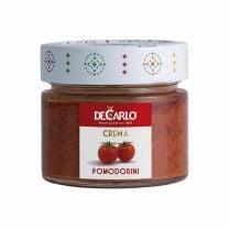 Aufstrich aus italienischen Kirschtomaten (Datterini)