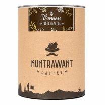 Filterkaffe mit schokoladig-nussigen Aromen