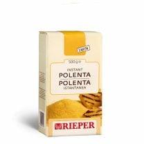 Polenta schmeckt auch super gegrillt!