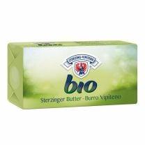 Butter aus Milch rein biologischer Landwirtschaft