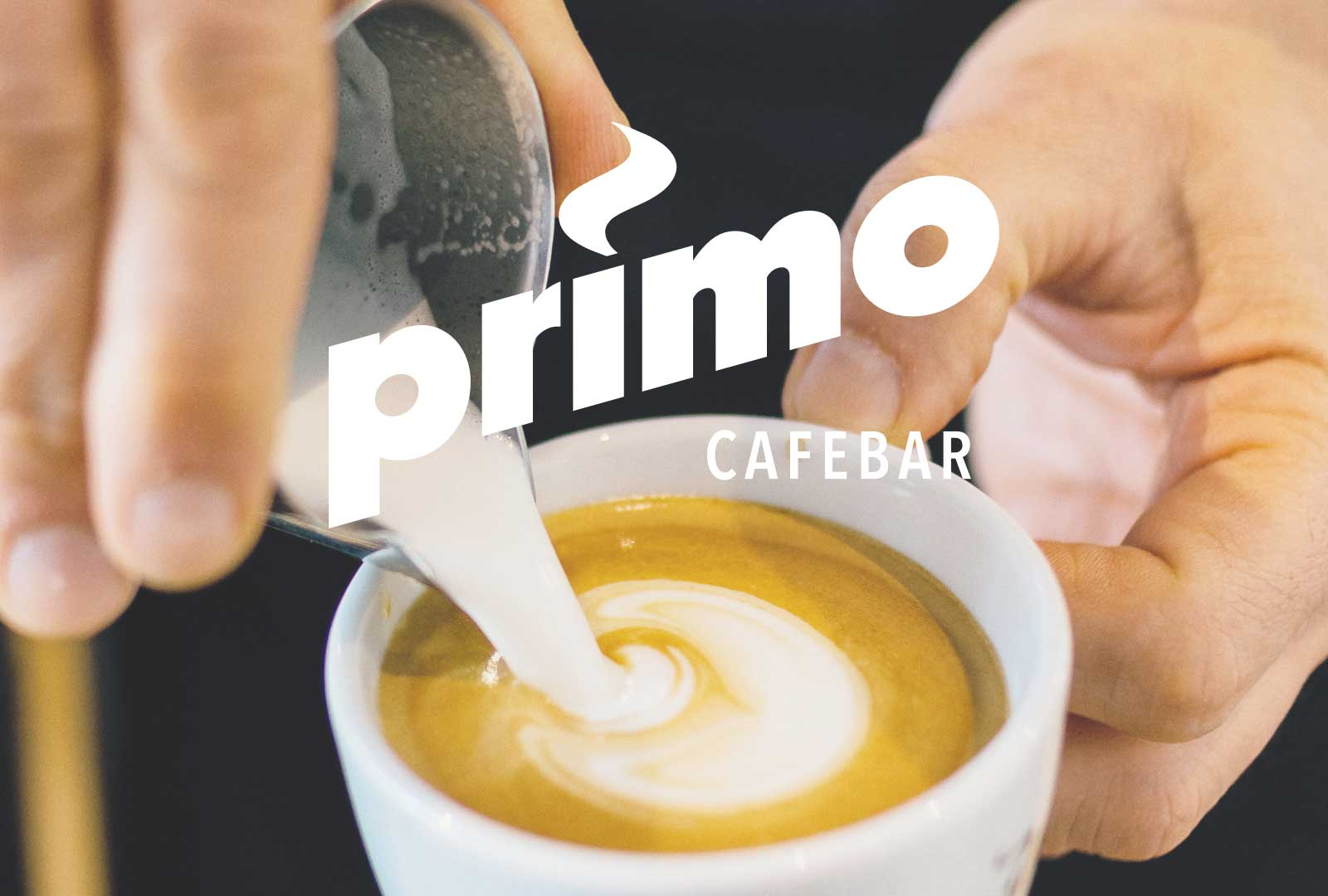 Primo Cafebar Espresso Onlineshop