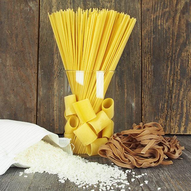 Südtiroler Pasta, Reis & Knödel