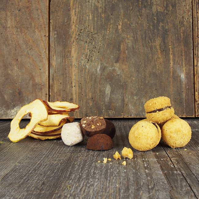 Schokoladen, Trockenfrüchte & Süßes