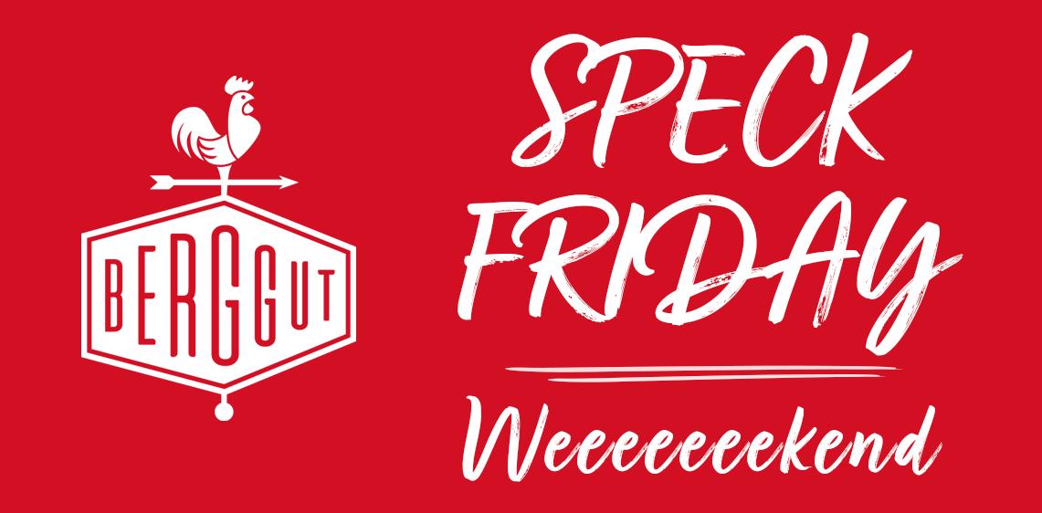 Speck Friday