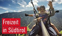 Freizeit in Südtirol