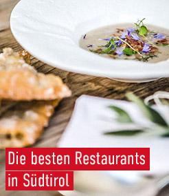 Gut essen in Südtirol