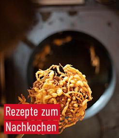 Rezepte aus Südtirol