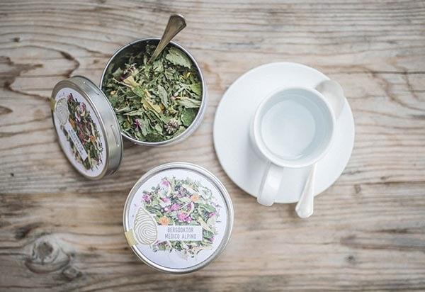 Tee, Kräutertee