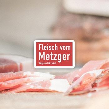 Fleisch vom heimischen Metzger