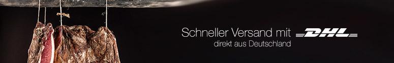DHL Spezialitäten Versand