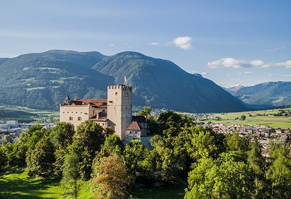 Dolomiten - Bruneck und Umgebung