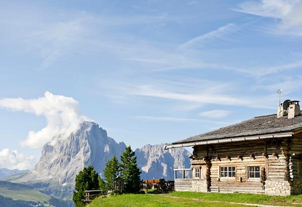 Dolomiten - Gröden
